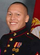 LCpl Martin Lopez, Jr.