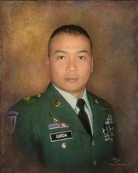 SSG Christian A. Garcia