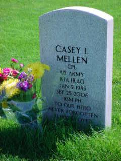 CPL Casey L. Mellen 3