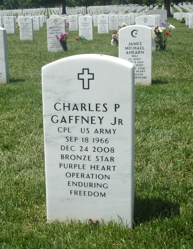 CPL Charles P. Gaffney Jr. 3