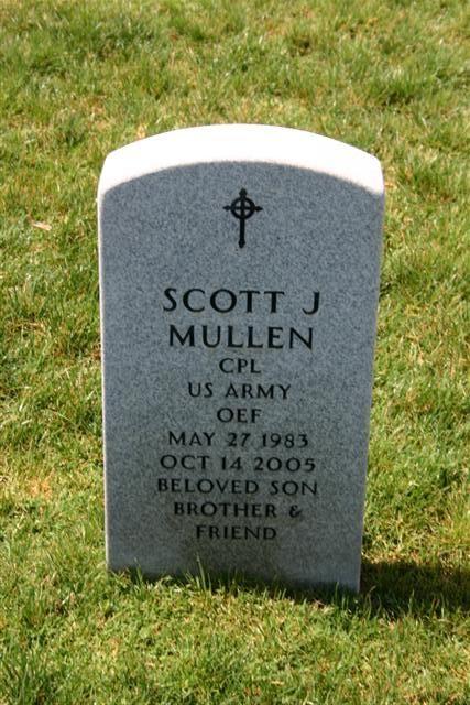 CPL Scott J. Mullen