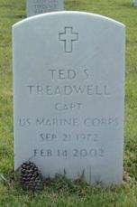 Capt Theodore S. Treadwell