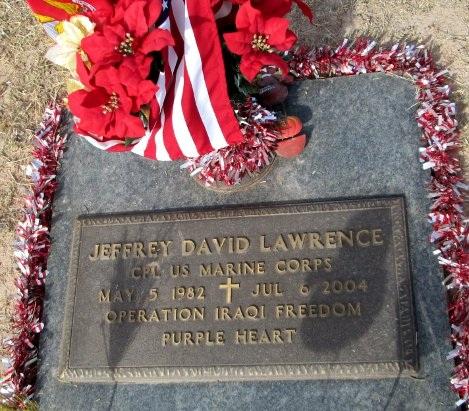 Cpl Jeffrey D. Lawrence 2