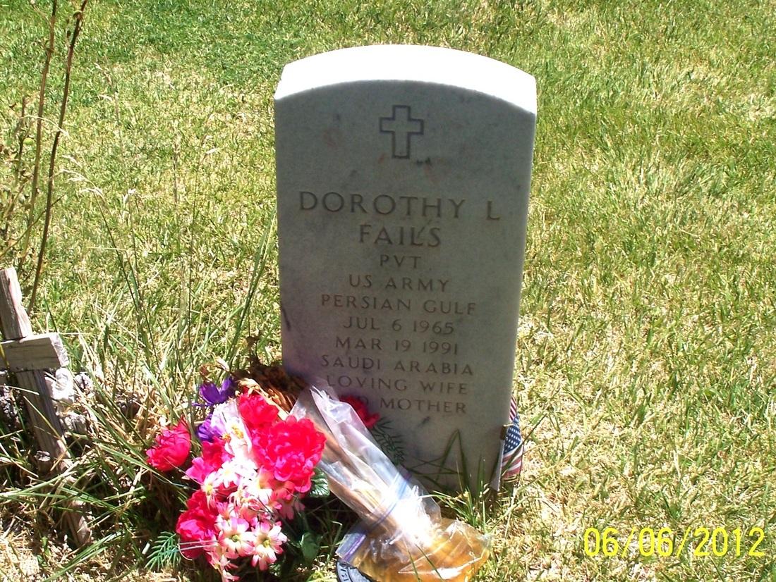 Dorothy L. Fails