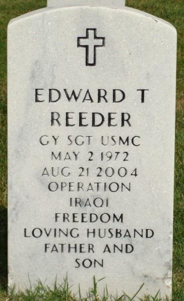 GySgt Edward T. Reeder 2