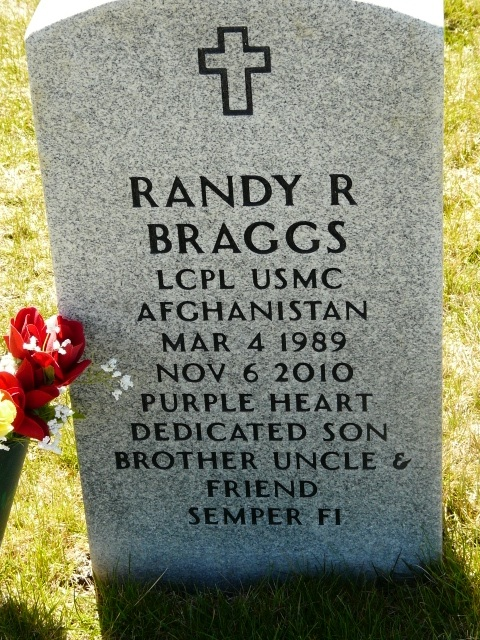 LCpl Randy R. Braggs 3