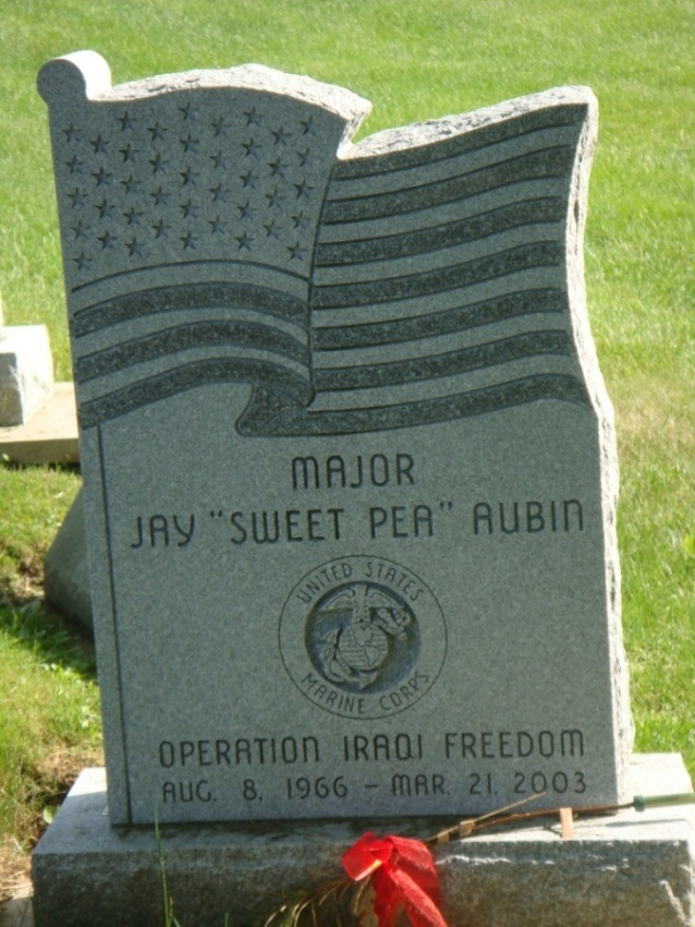 Maj Jay T. Aubin 3
