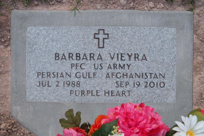 PFC Barbara Vieyra 3