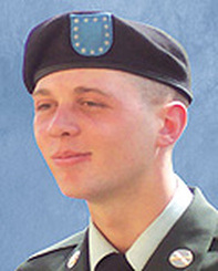 PFC Christopher M. Eckhardt