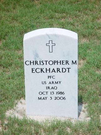 PFC Christopher M. Eckhardt 3