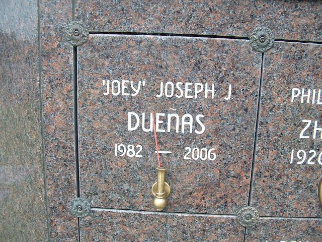 PFC Joseph J. Duenas 3