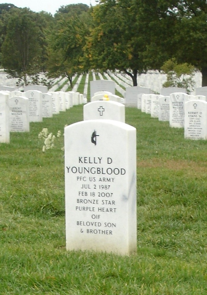 PFC Kelly D. Youngblood 4