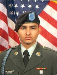 PVT Damian L. Rodriguez