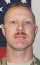 SFC Barett W. McNabb - U.S. Army 1