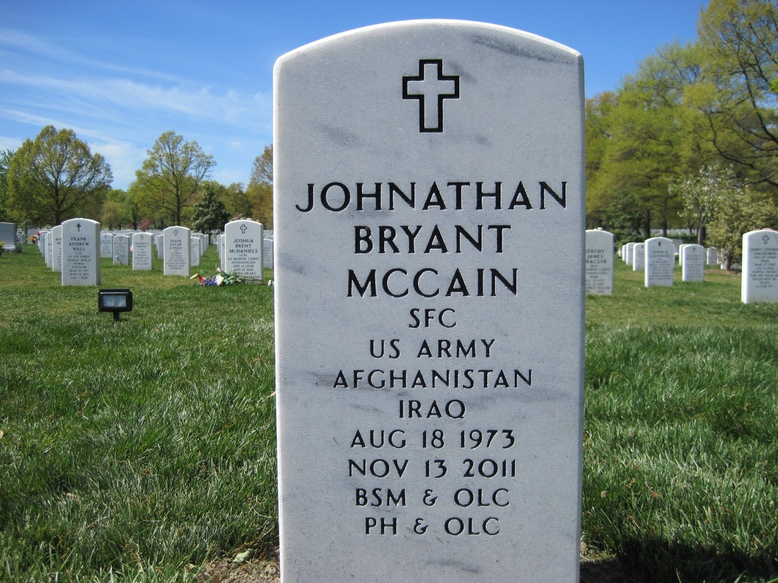 SFC Johnathan B. McCain 2