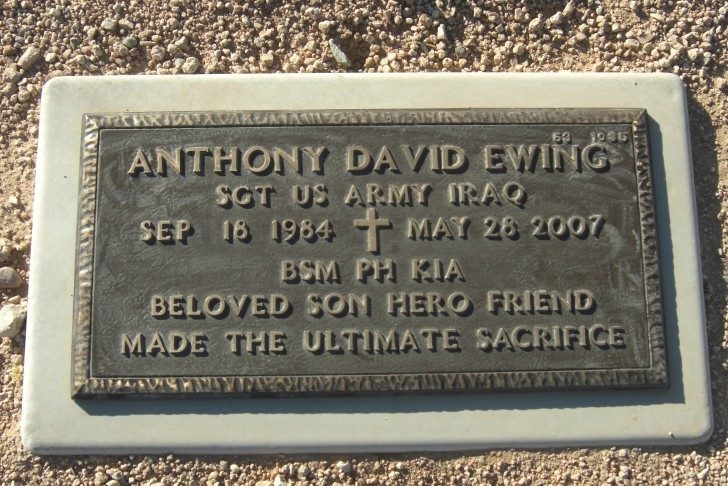 SGT Anthony D. Ewing 3