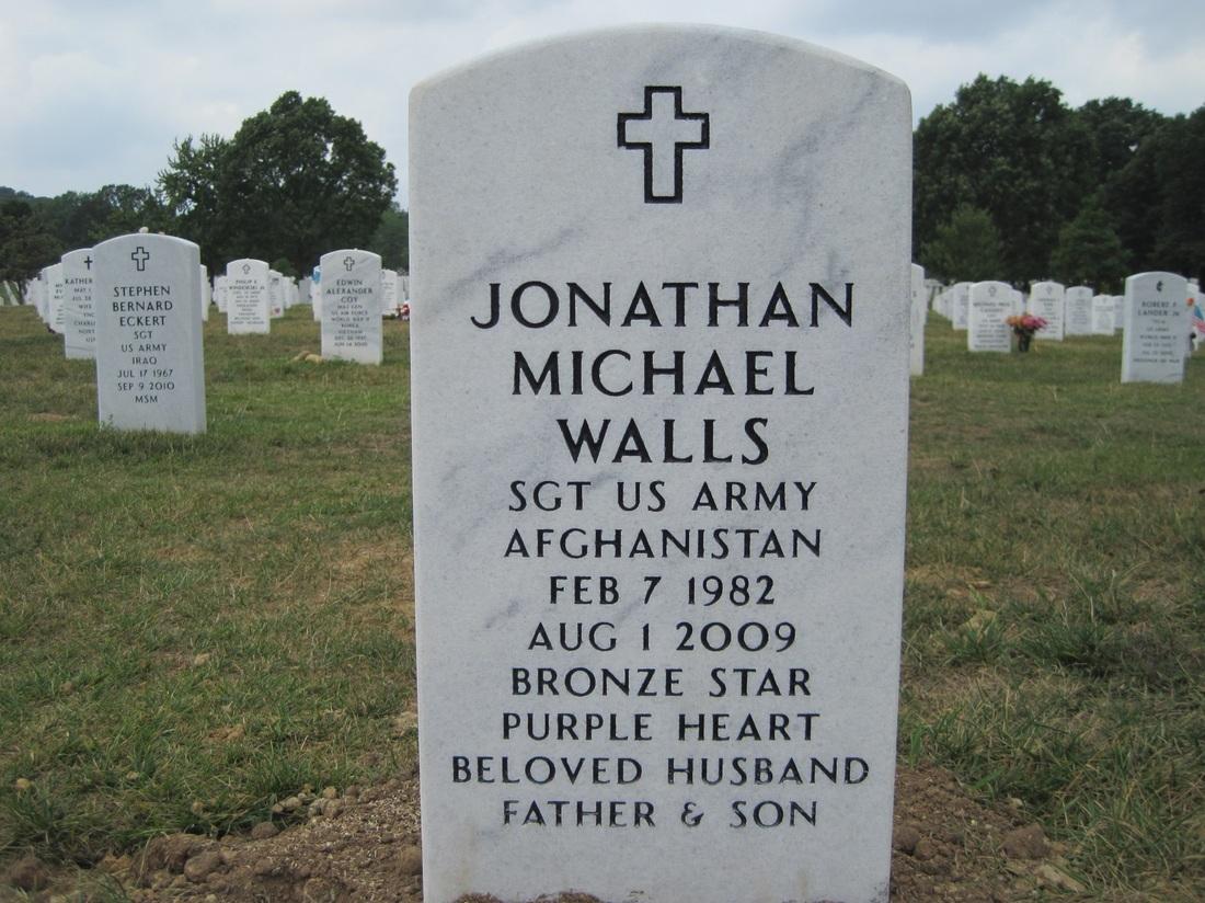SGT Jonathan M. Walls 3