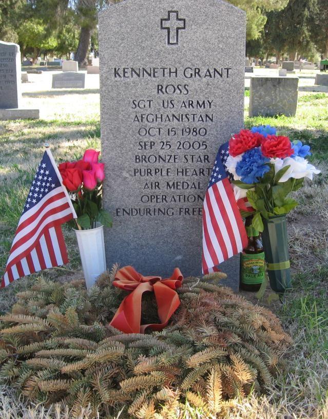 SGT Kenneth G. Ross 3