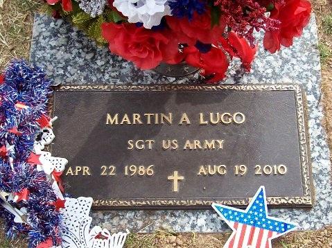 SGT Martin A. Lugo 3
