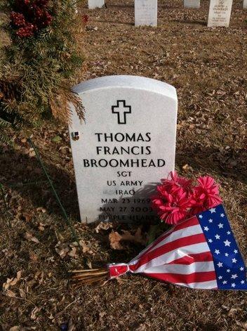 SGT THOMAS F. BROOMHEAD 3