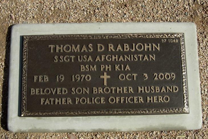 SGT Thomas D. Rabjohn 3