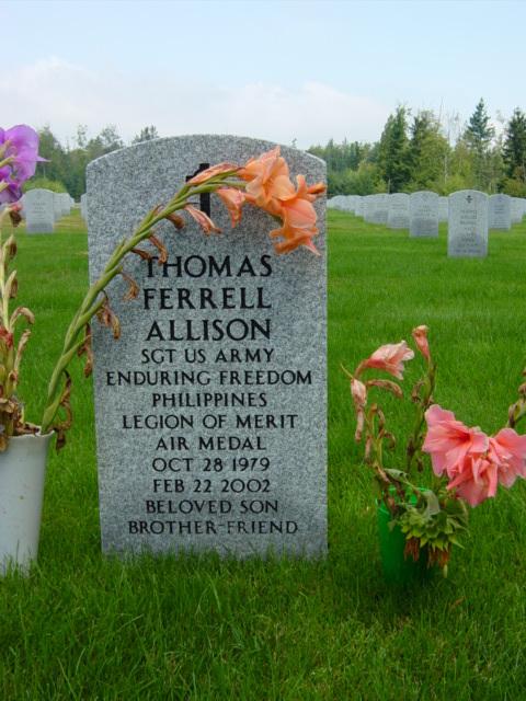 SGT Thomas F. Allison 3