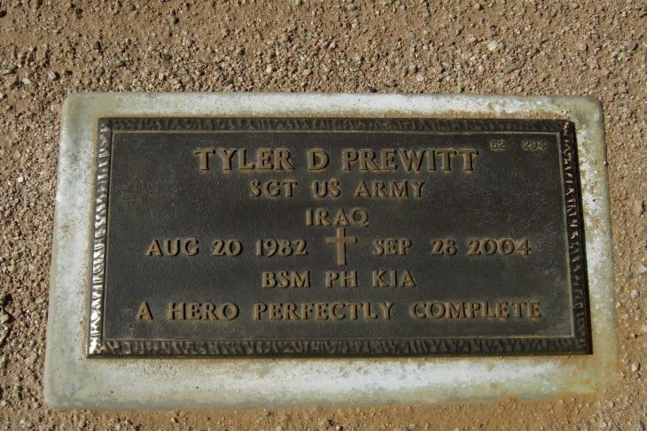 SGT Tyler D. Prewitt 2