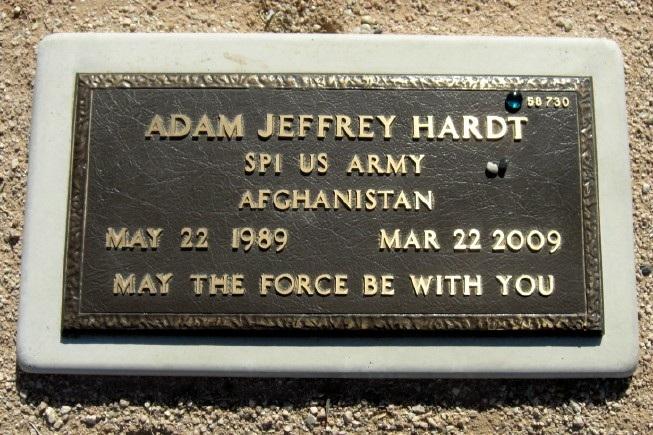 SPC Adam J. Hardt 2