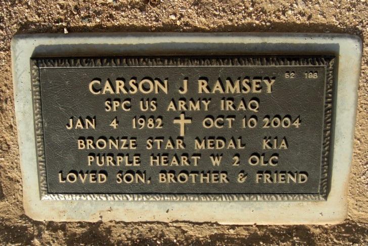 SPC Carson J. Ramsey 2