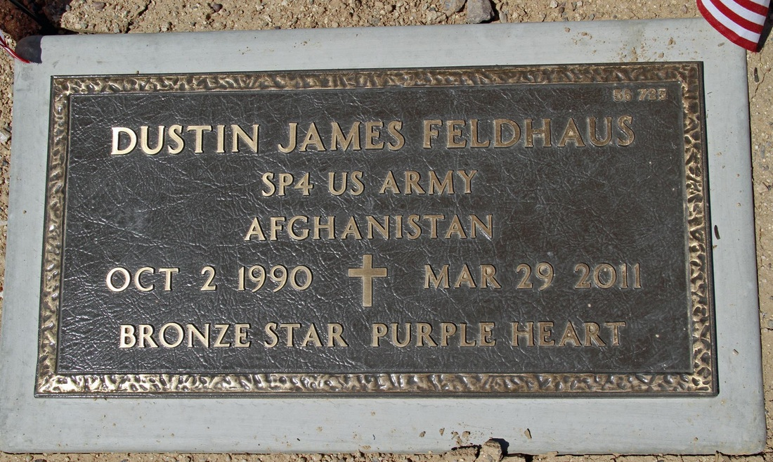 SPC Dustin J. Feldhaus 3