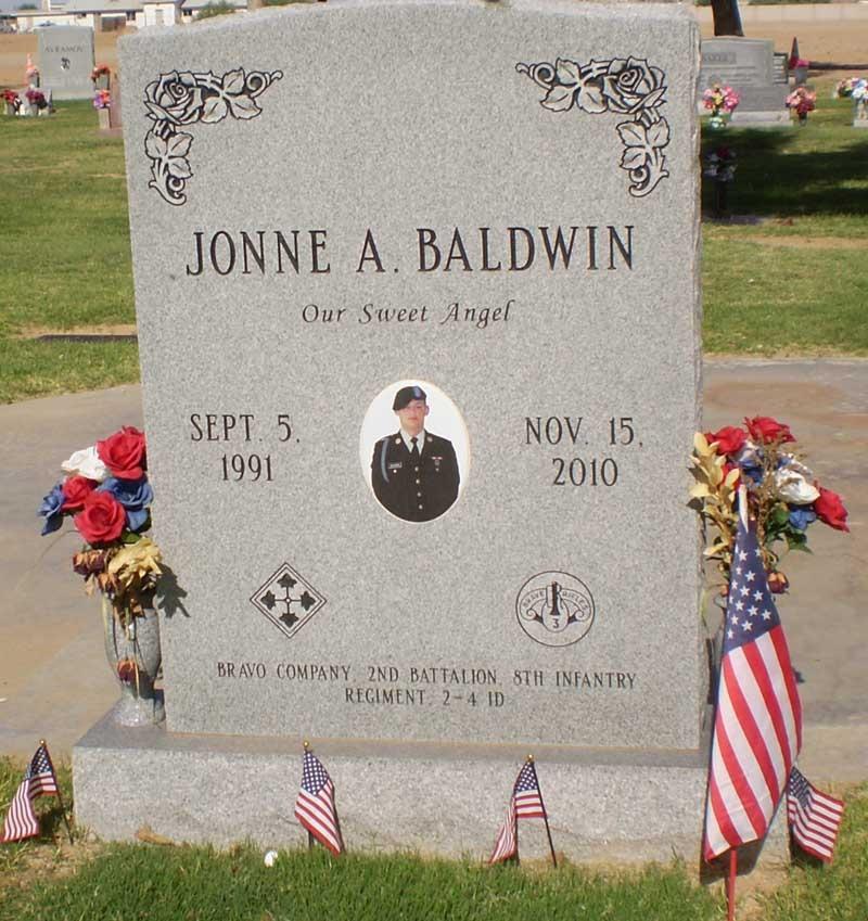 SPC Jonne A. Baldwin 2