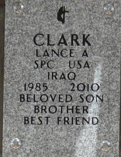 SPC Lance A, Clark 3