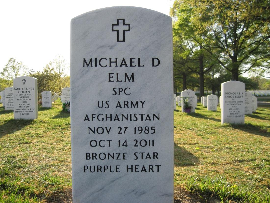 SPC Michael D. Elm 3