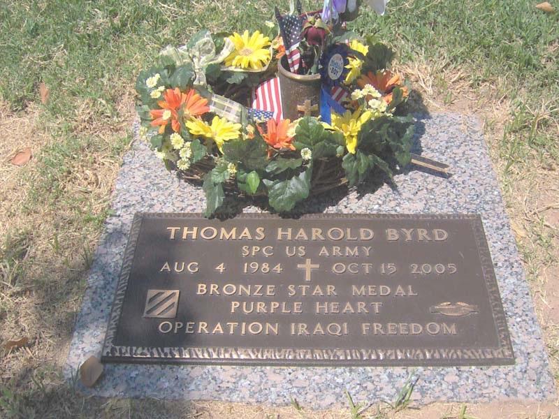 SPC Thomas H. Byrd 3