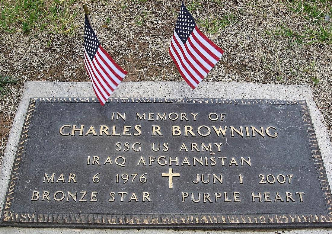 SSG Charles R. Browning 3