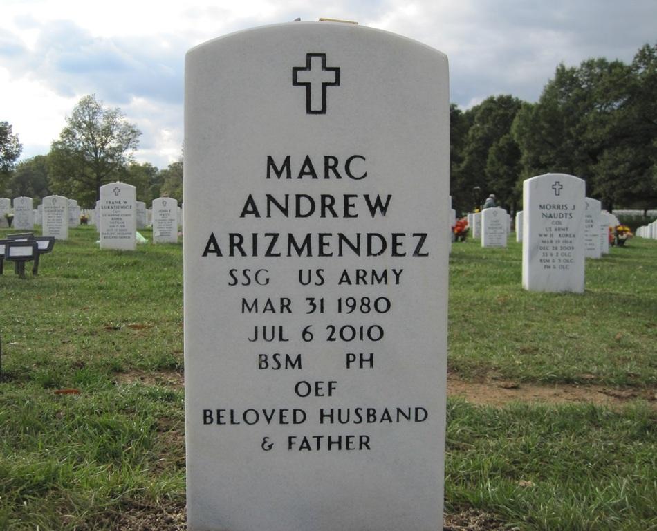 SSG Marc A. Arizmendez 2
