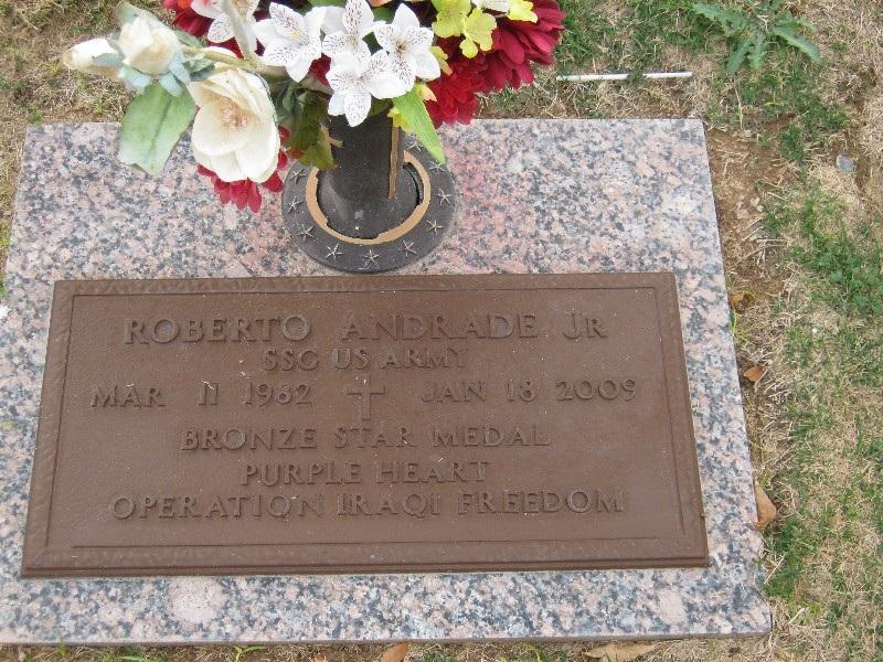 SSG Roberto J. Andrade Jr. 4
