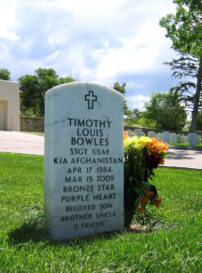 SSgt Timothy L. Bowles 4