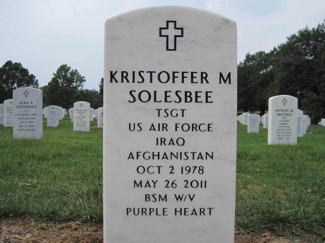 Tech. Sgt. Kristoffer M. Solesbee 3